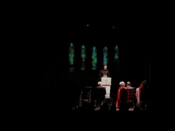 De kerk - Hartelijk Gecondoleerd - Harry Philips