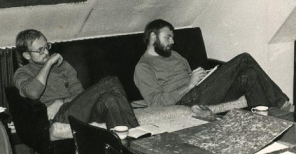 Jef Zagers en Jef Maes