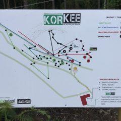 G – TUTKII: Vuorossa seikkailupuisto Korkee, menoa mäntyjen seassa!