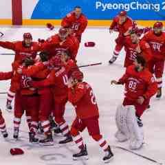 Hurja jännitysnäytelmä! Venäläiset veivät olympiakullan Saksan nenän edestä