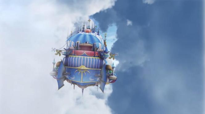 Trailer del TGS 2015 de 'Final Fantasy Grandmasters'