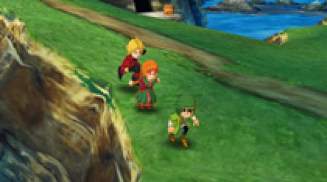 Dragon Quest VII revelado para móviles