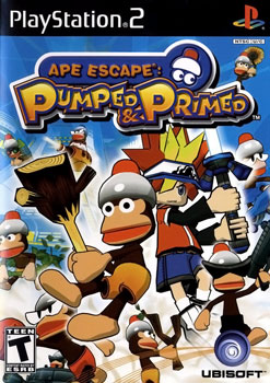 ApeEscapePumpedPrimedCover