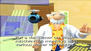 ape escape 2 profesor