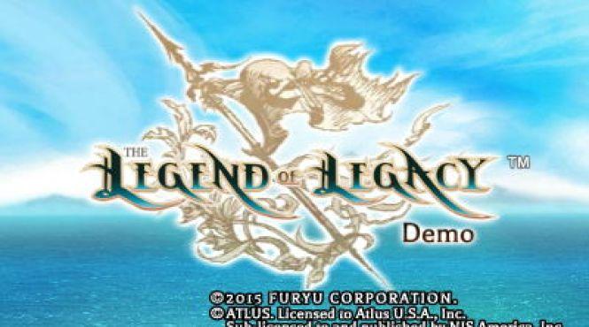 Impresiones de la Demo de 'The Legend of Legacy'