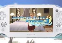 Trailer de la versión de PSVITA de 'Dead or Alive Xtreme 3'