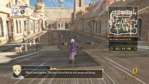 Arslan the Warriors of Legend Xbox One early screens 14