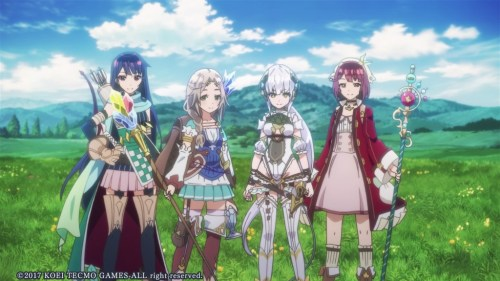 Atelier Firis The Alchemist and the Mysterious Journey 20170315231148