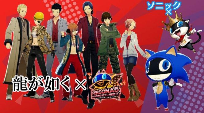 Anunciados nuevos trajes para 'Persona 3: Dancing Moon Night' y 'Persona 5: Dancing Star Night'