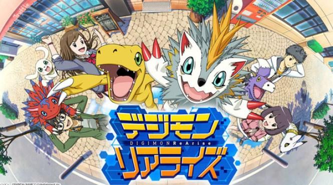 'Digimon ReArise' ya está disponible en iOS y Android en Japón