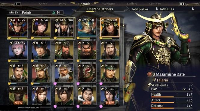 Cómo desbloquear los 170 personajes de 'Warriors Orochi 4'