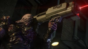RE3 Nemesis RocketLauncher1