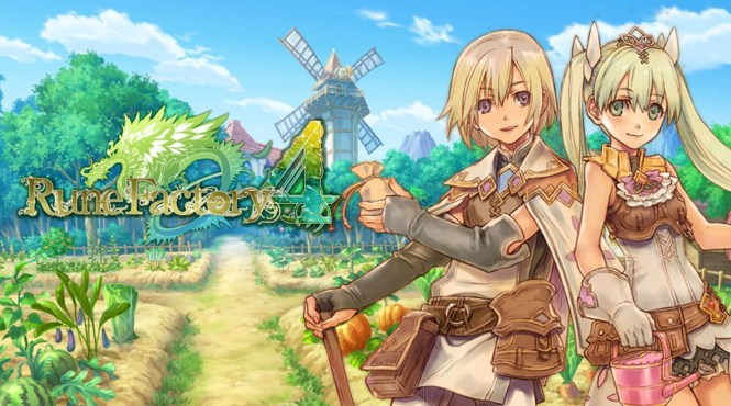 Análisis – Rune Factory 4 Special