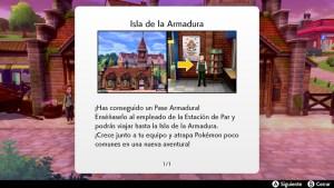 Pokemon DLC Guia 1