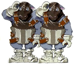 Nero Brothers FFIX Art1