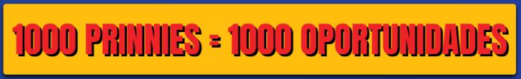 1000 oportunidades