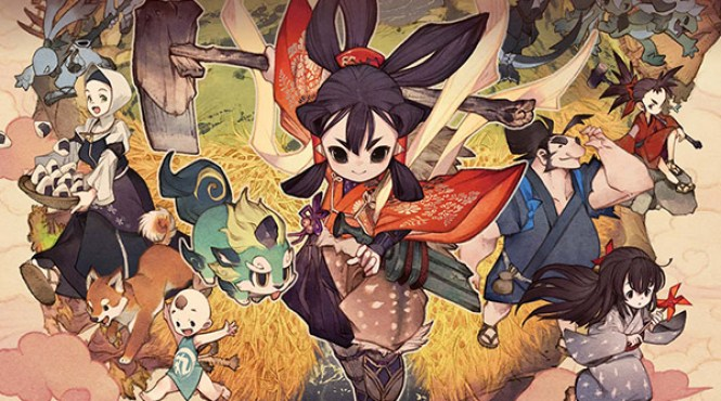 Ya está disponible Sakuna: Of Rice and Ruin en Switch y PS4