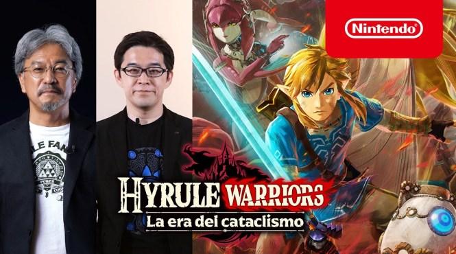 'Hyrule Warriors: la era del cataclismo' llegara el 20 de noviembre