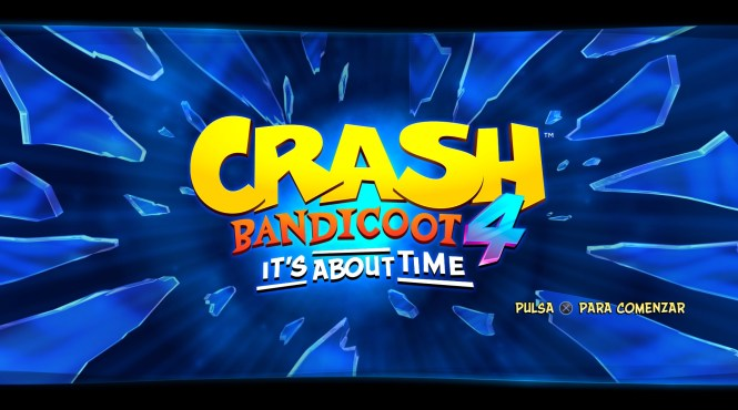 Análisis – Crash Bandicoot 4: It's About Time