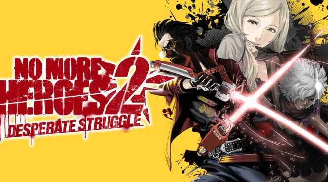 'No more Heroes' y 'No More Heroes 2' ya están disponibles en Nintendo Switch