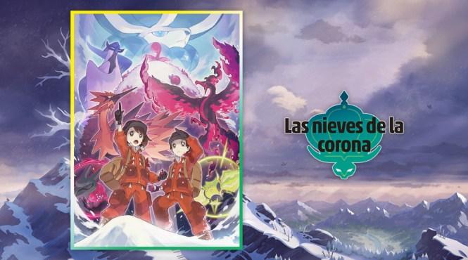 ¿Qué podemos hacer en Las Nieves de la Corona de Pokémon Espada/Pokémon Escudo?