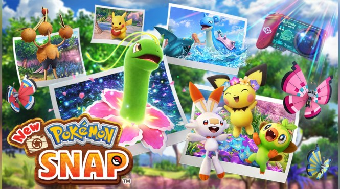 New Pokémon Snap llegará a Switch el 30 de abr
