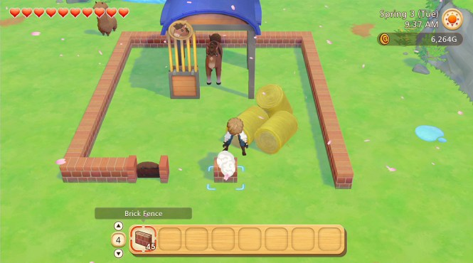 Nuevo tráiler de Story of Seasons – Pioneers of Olive Town