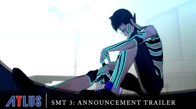 Shin Megami Tensei III Nocturne HD Remaster llegará el 25 de mayo