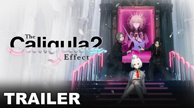 Primer tráiler de The Caligula Effect 2