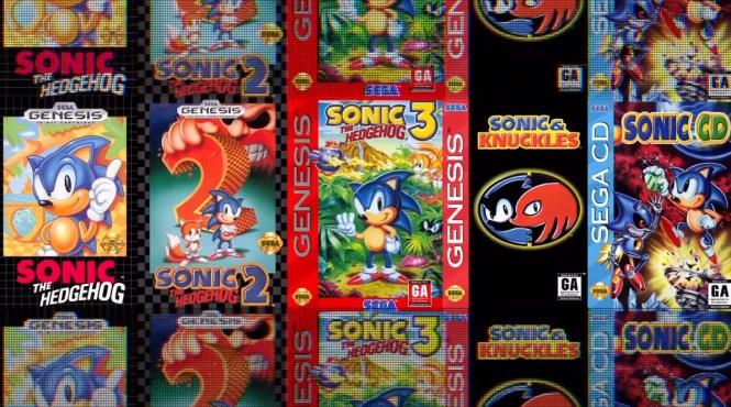 Anunciado Sonic Origins un nuevo recopilatorio para 2022