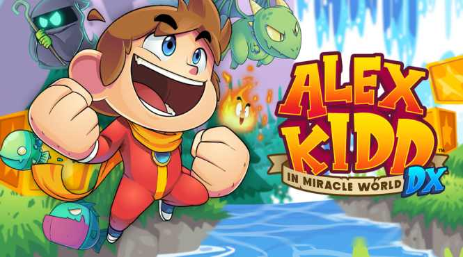 Análisis – Alex Kidd in Miracle World DX