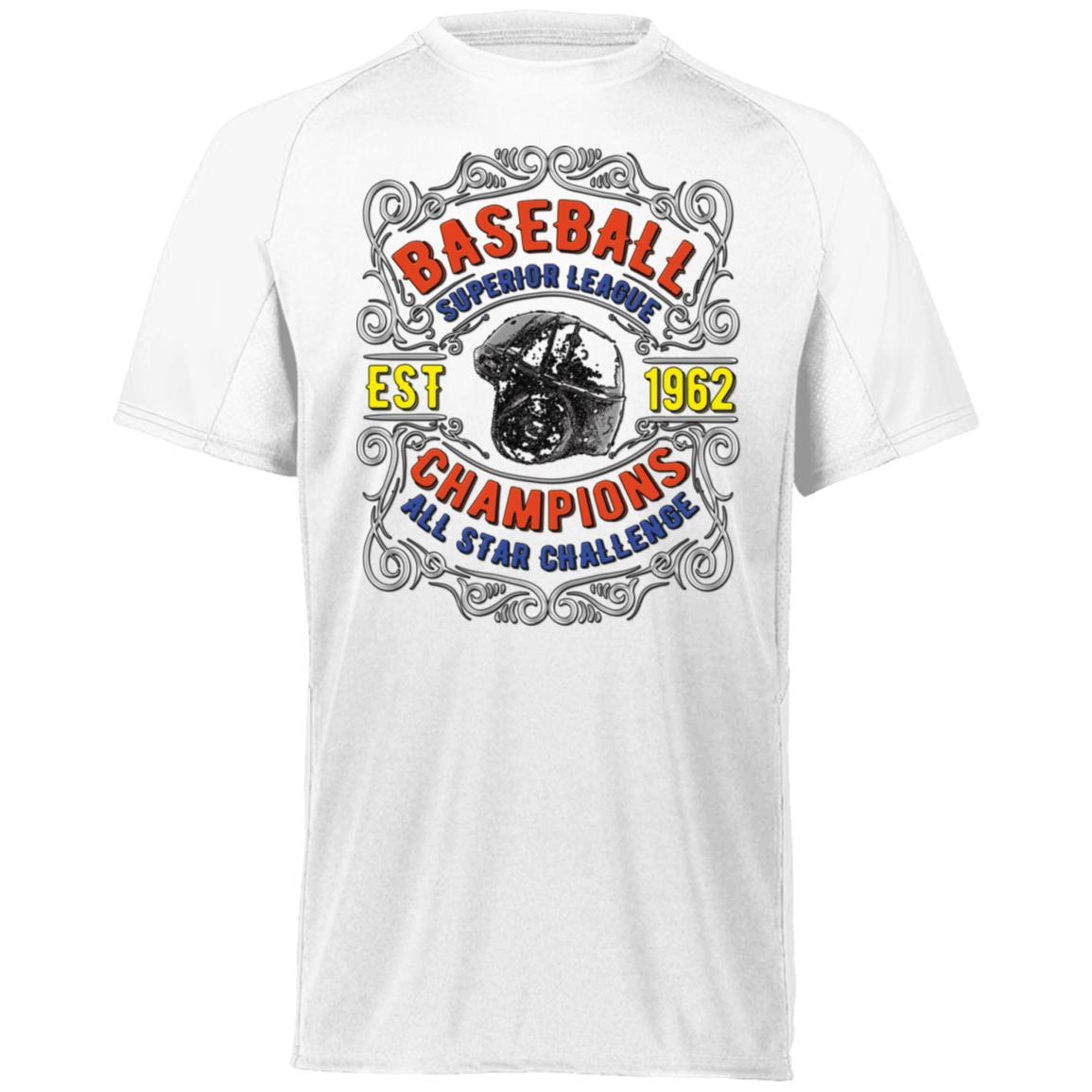 Baseball Champions Augusta Adult Cutter Jersey