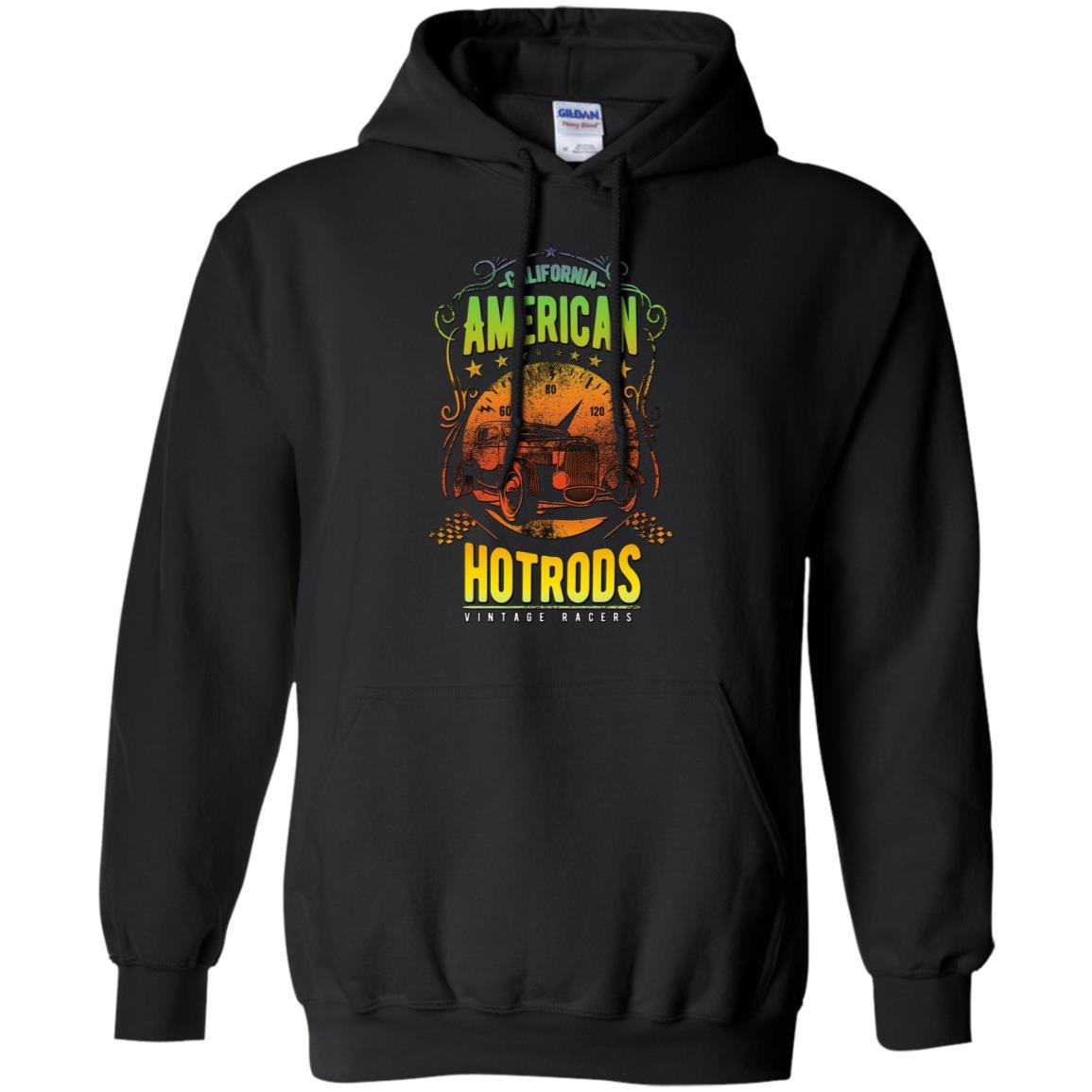 American Hotrods Pullover Hoodie