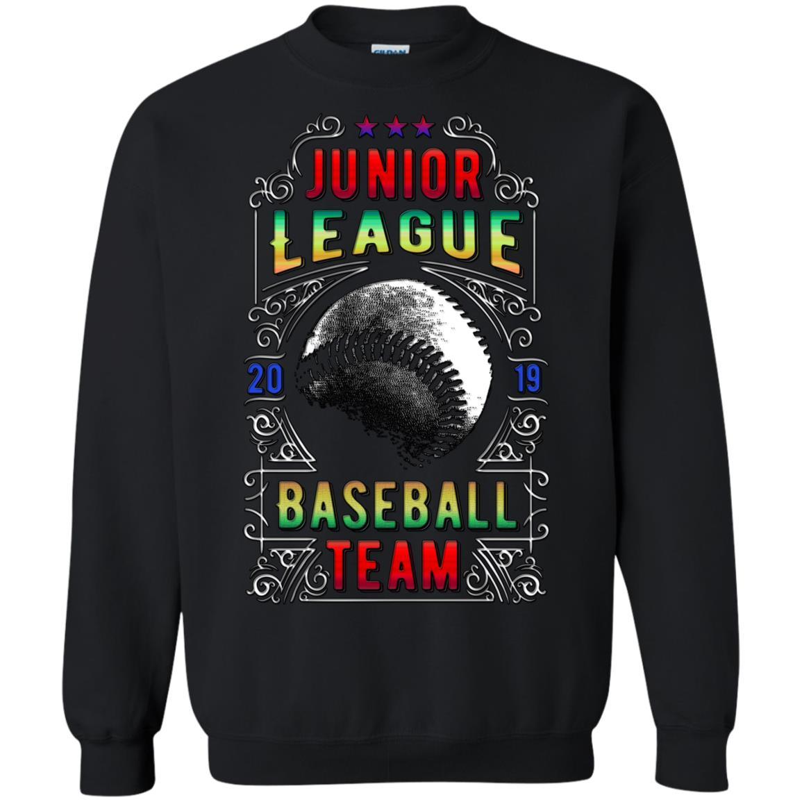 Junior League Gildan Crewneck Pullover Sweatshirt