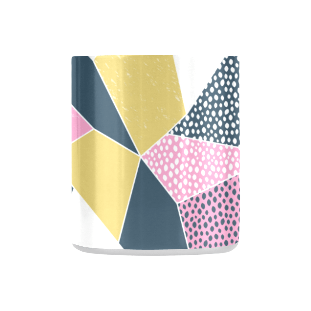 Colorful Patterns Classic Insulated Mug 10.3 oz.