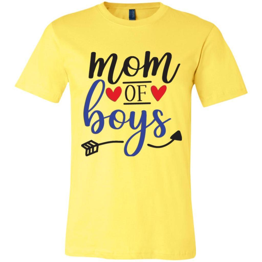 Mom Of Boys Unisex T-Shirt