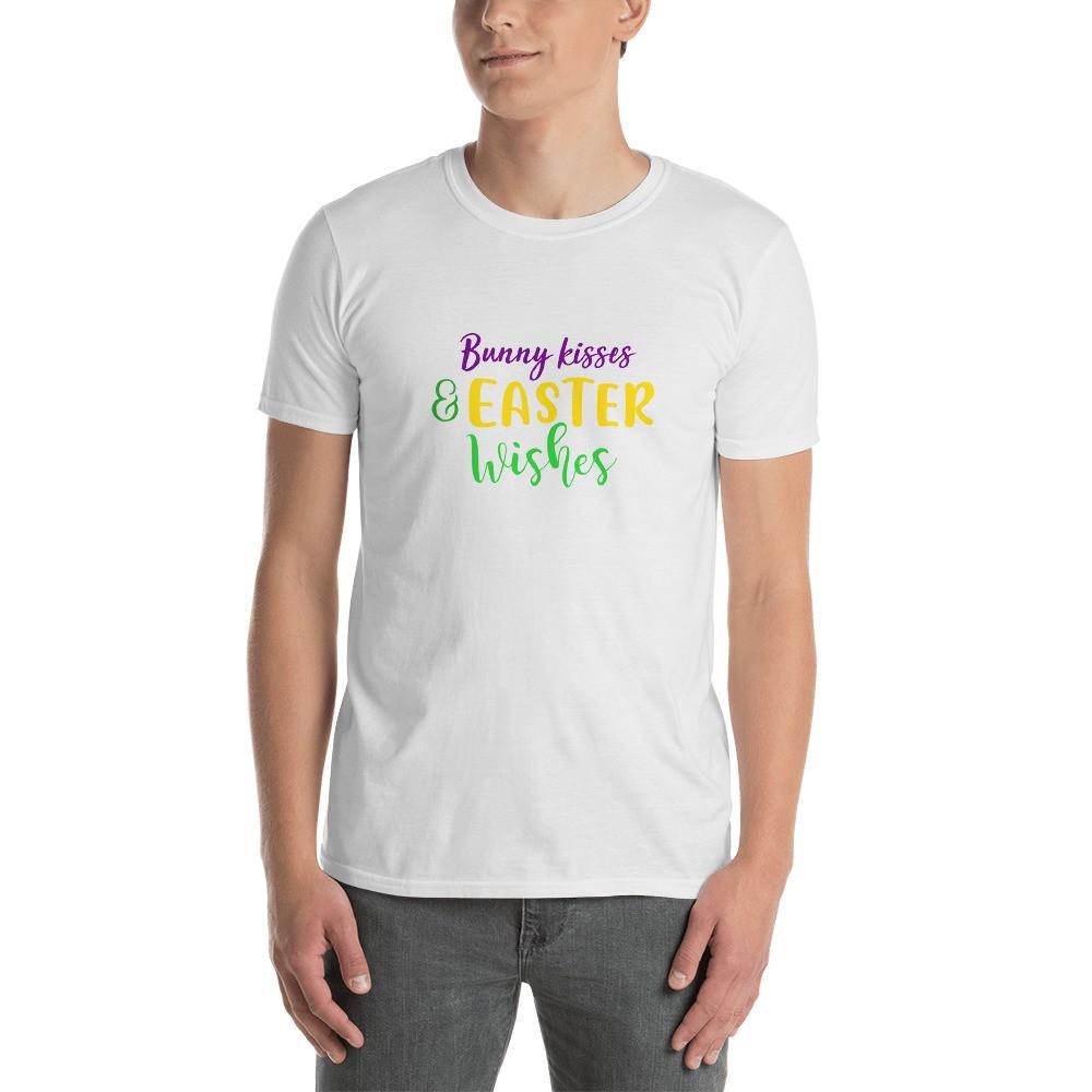 Easter - Bunny Kisses Short-Sleeve Unisex T-Shirt