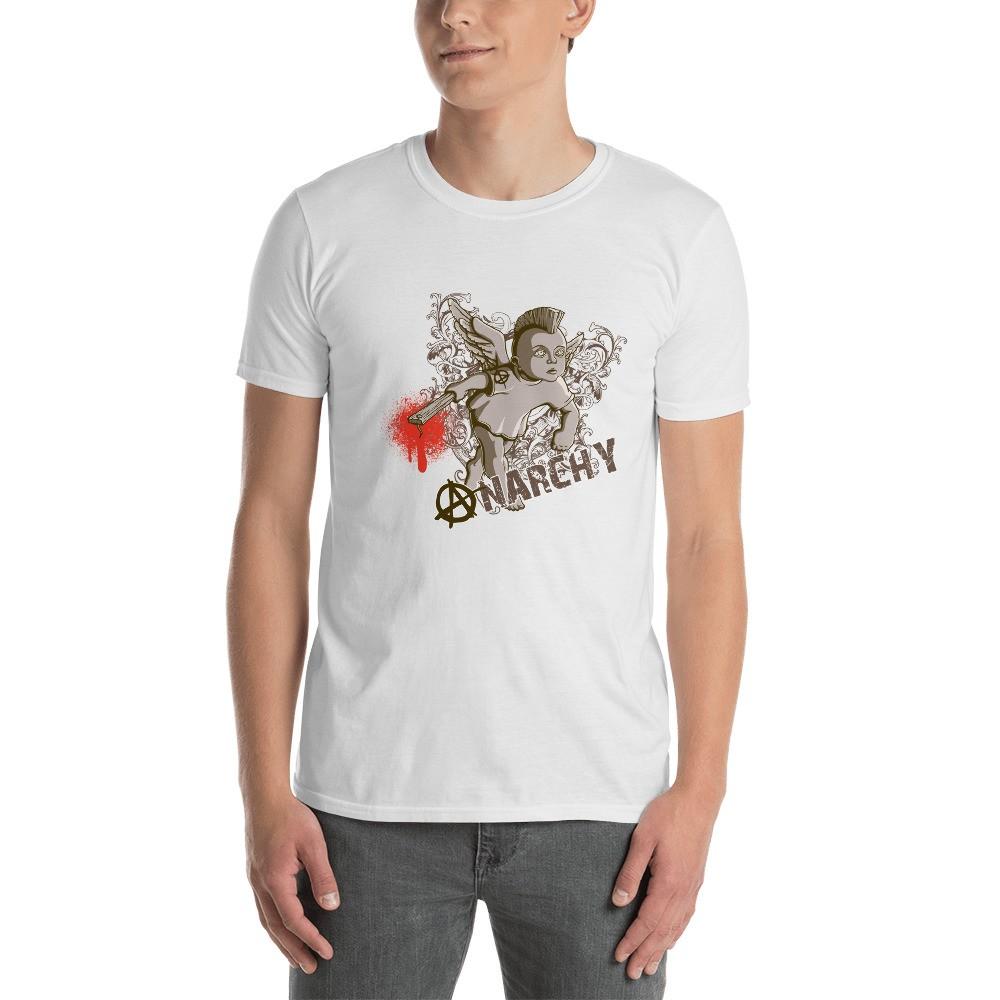 Anarchy Short-Sleeve Unisex T-Shirt