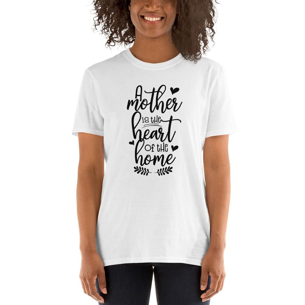Heart of Home Short-Sleeve Unisex T-Shirt