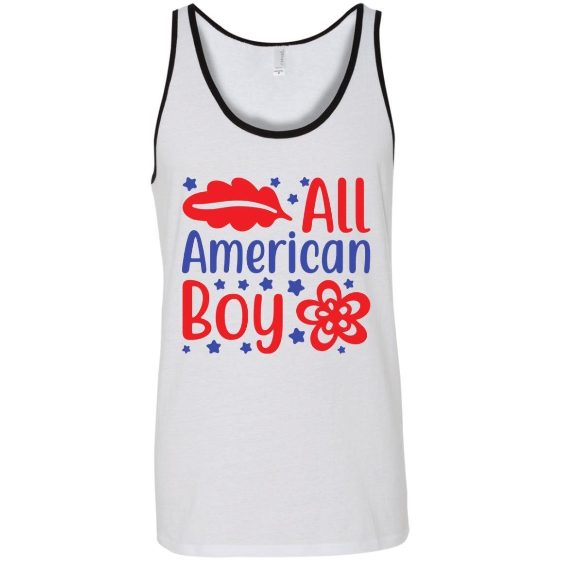 All American Boy Unisex Tank Top