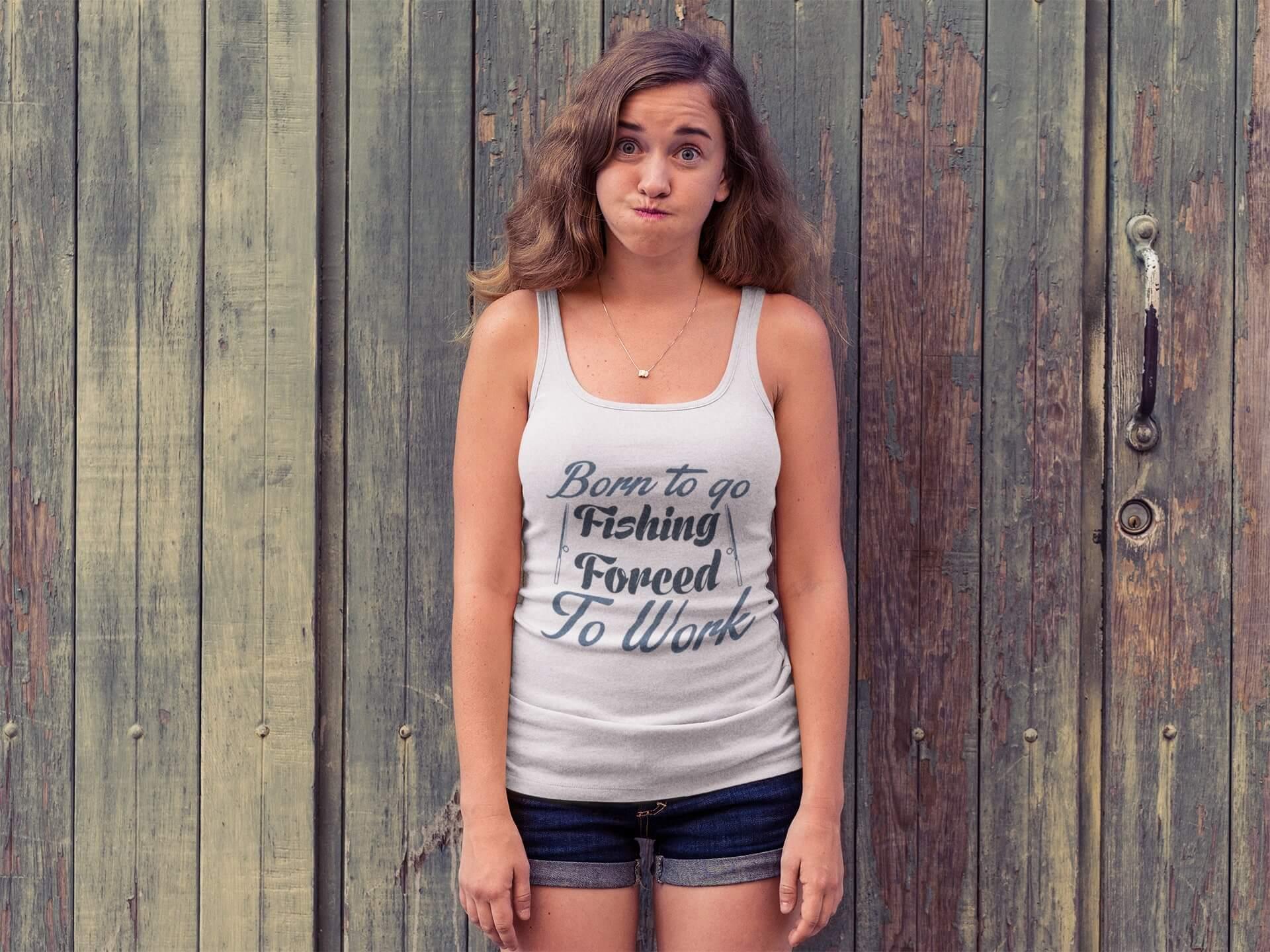 Habitual Fishing Unisex Jersey T-Shirt