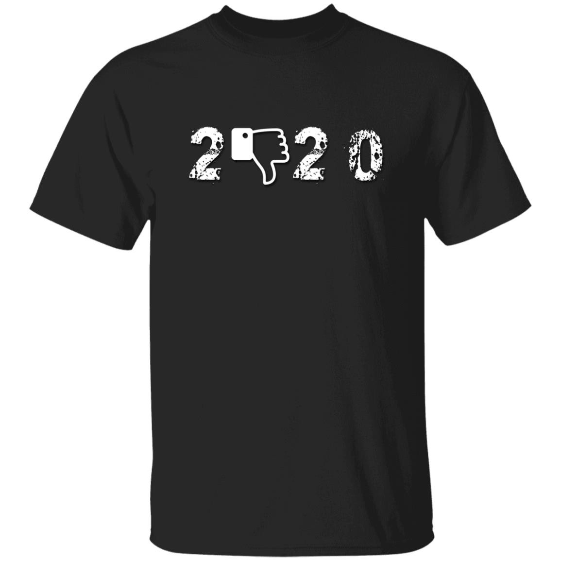 2020 Black Unisex T-Shirt