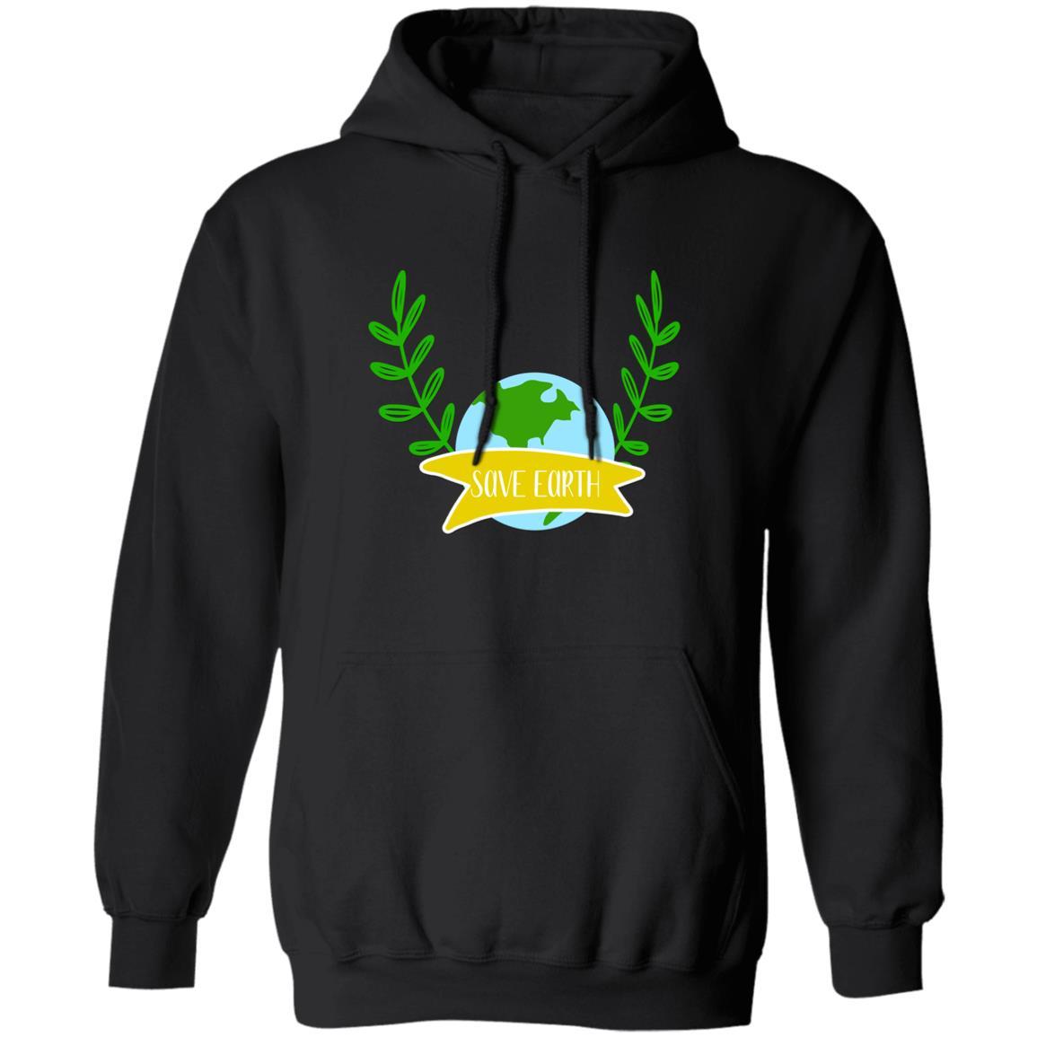 Save Earth Unisex Hoodie