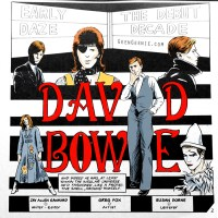 """See my life in a comic"" ~ David Bowie"