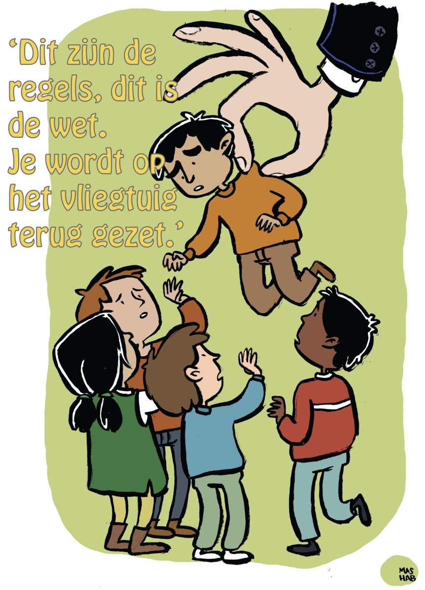 Presentatie: Verhalenboekje Vluchtelingenkinderen