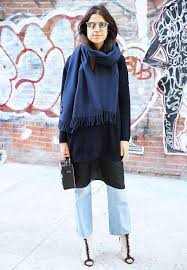 Photo Credit [Pinterest] Leandra Medine with mules