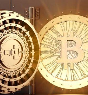 Bóveda Bitcoin