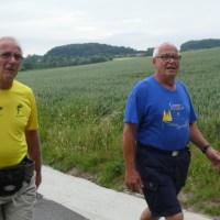 Buen Camino - André en Jean-Pierre