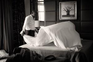 hotelpersoneel, sptf senegal