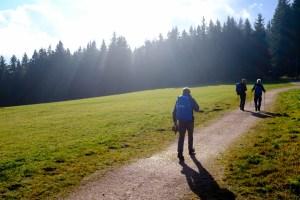 VOP, duitsland, wandeling
